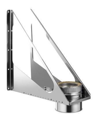 Vægkonsol - Lang model 69-525 mm justering