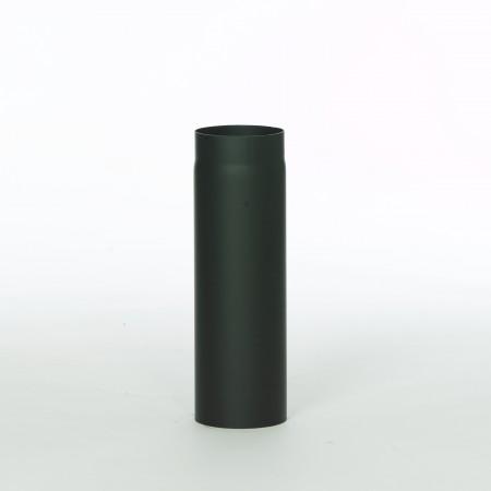 Røgrør - uisoleret - 0,5 meter - ø150 mm