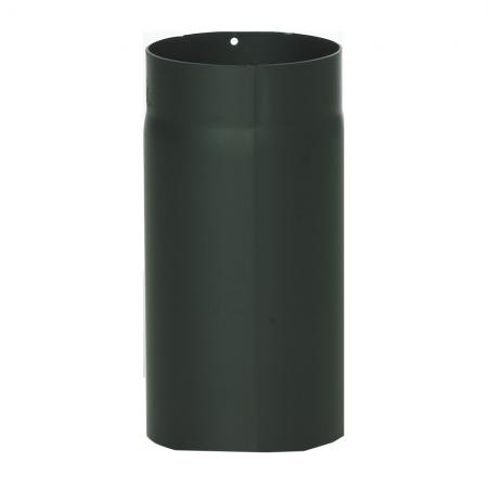 Røgrør - uisoleret - 310 mm